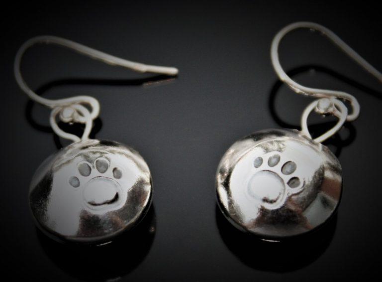 smarty bead earrings