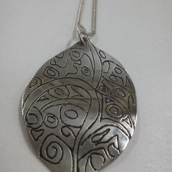 silversmithing course etching