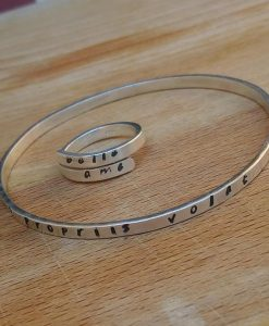 message bangle