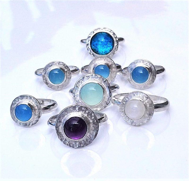 gem rings